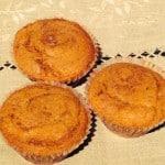 Gluten Free Cinnamon Swirl Cupcakes