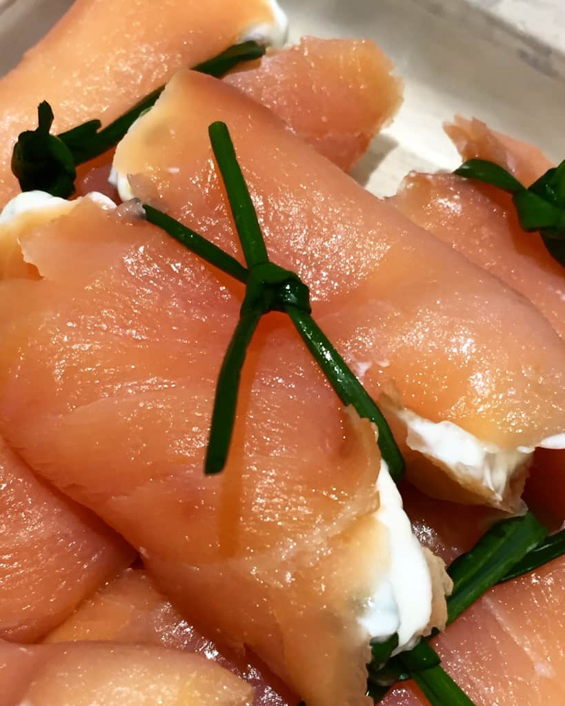 Slimming World Smoked Salmon Parcels