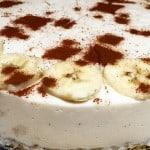 2 Syn Banoffee Cheesecake