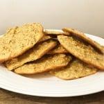 HexB Oat Cookies