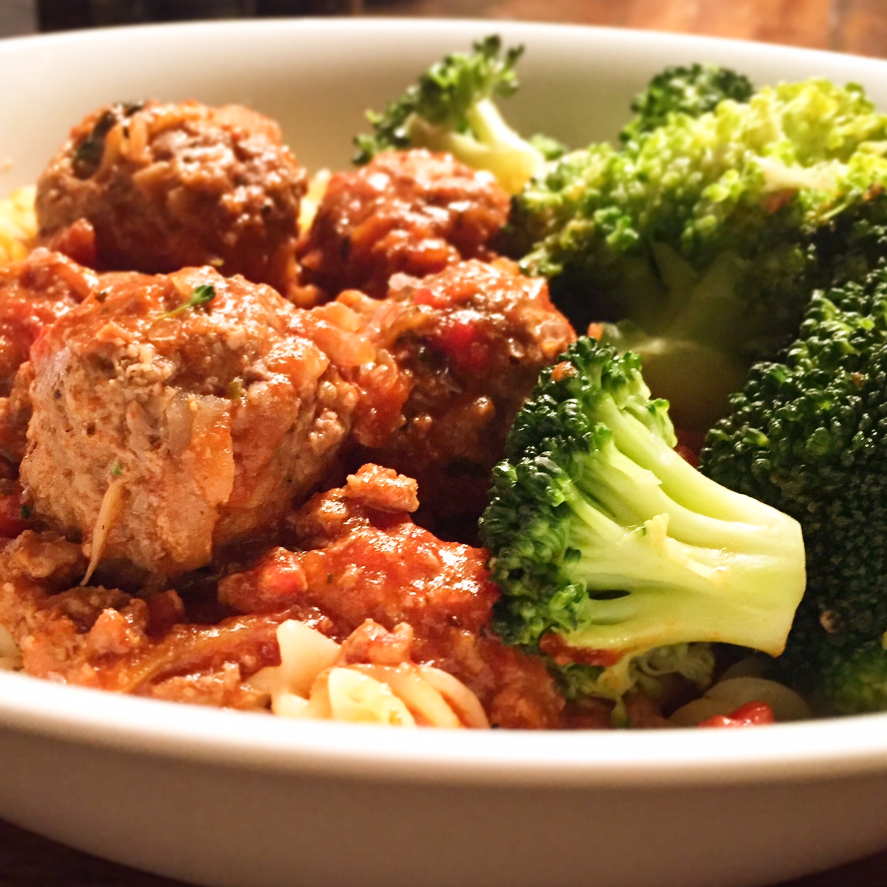 Slimming World Meatballs