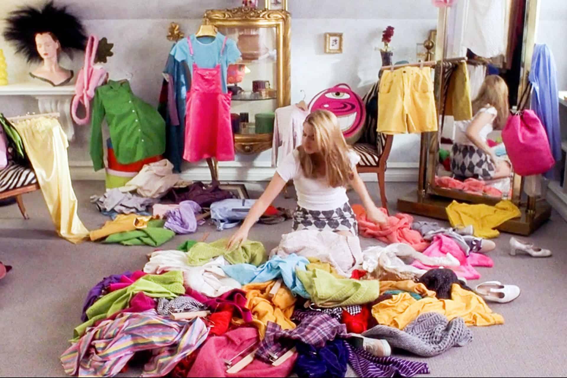 Одежды полный гардероб, а все не то, хочется чего-нибудь новенького, необычного!