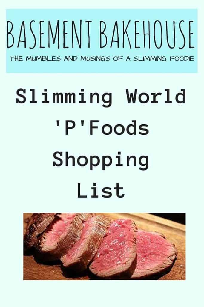39 P 39 Foods Shopping List Basement Bakehouse