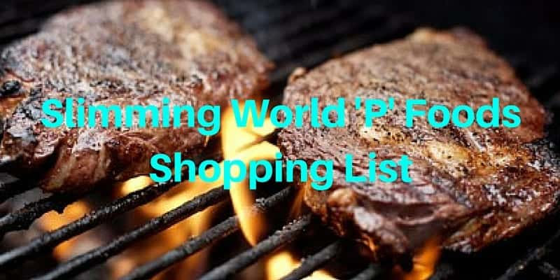 39 p 39 foods shopping list basement bakehouse I love slimming world
