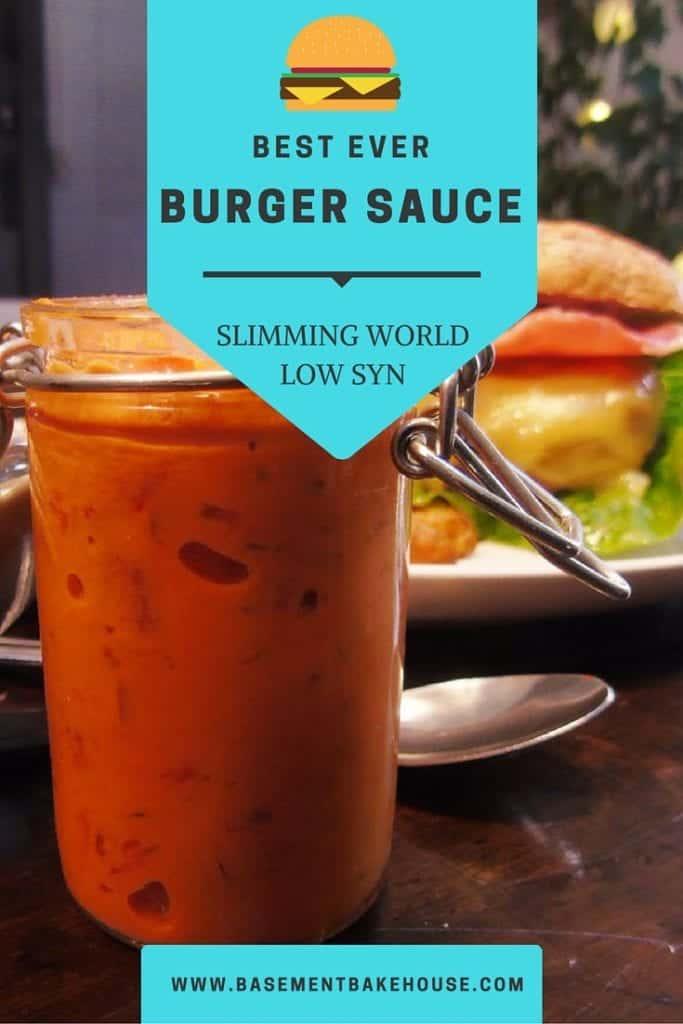 Best Burger Sauce Recipe — Dishmaps