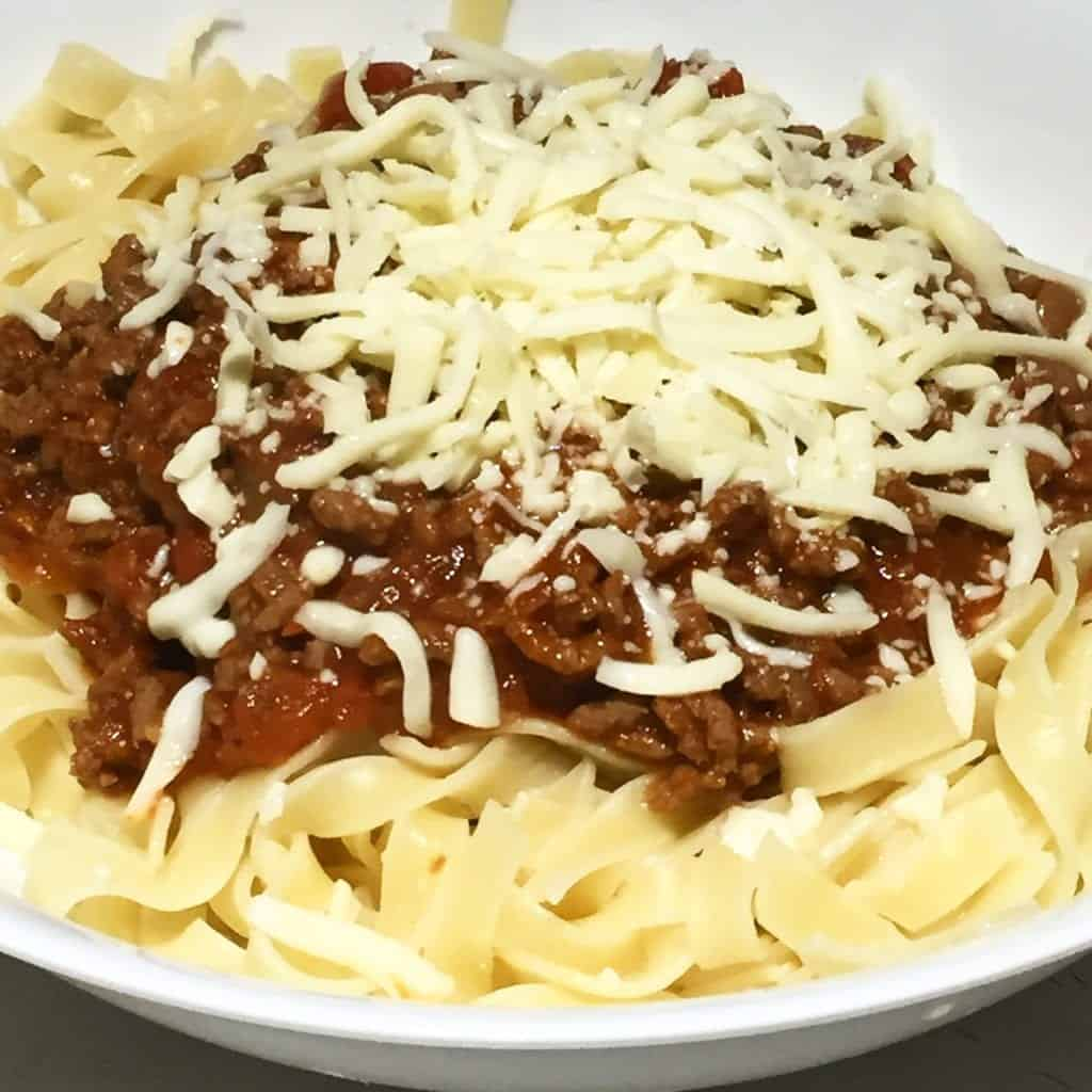 Syn Free Bolognese