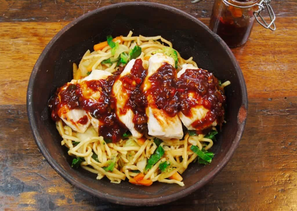 Syn Free Sticky Garlic & Chilli Sauce
