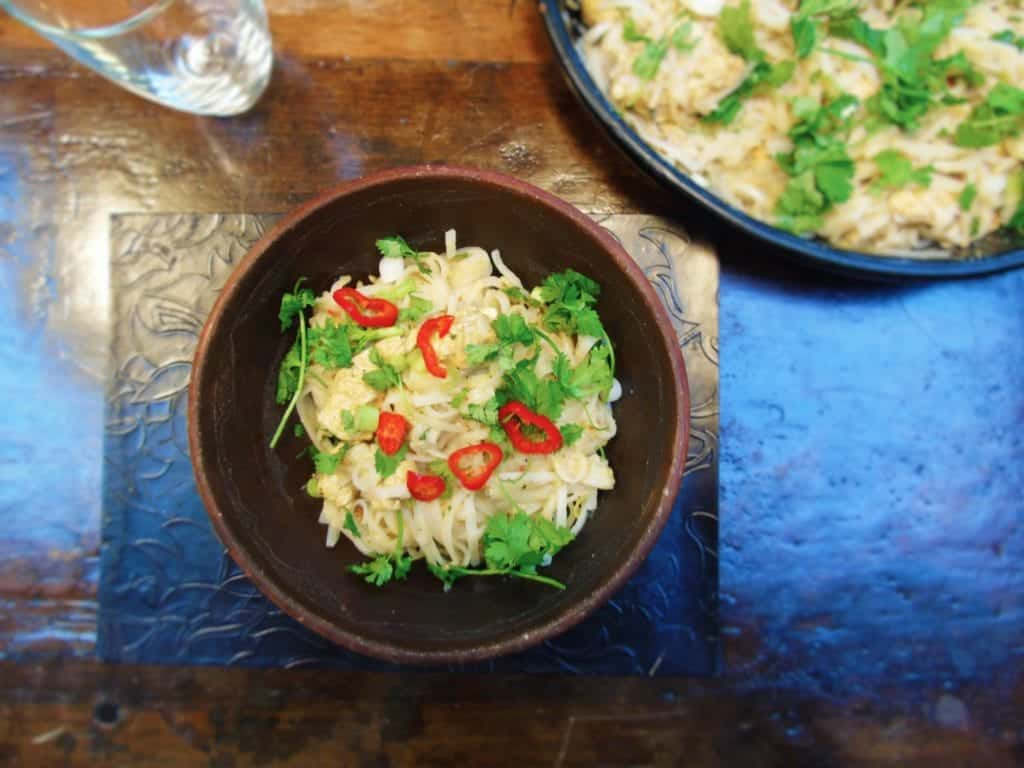Slimming World Fakeaway - Super Simple Syn Free Pad Thai Recipe
