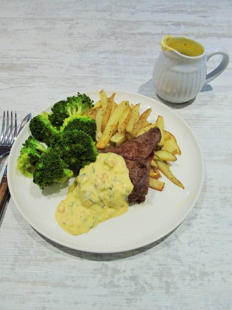 Low Syn Bearnaise Sauce Recipe - Slimming World - Low Syn Recipe - Slimming World Sauce