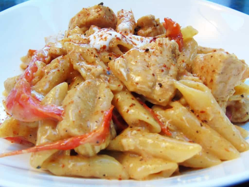Syn Free One Pot Cajun Chicken Pasta Basement Bakehouse