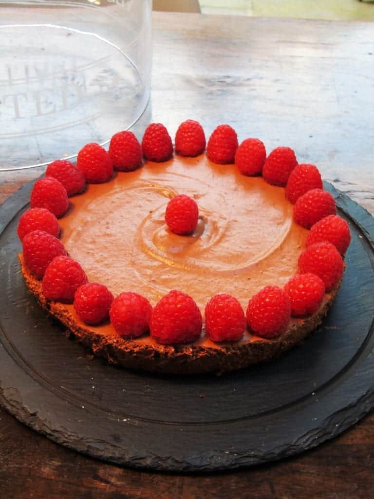 Slimming World Chocolate Mousse Cake