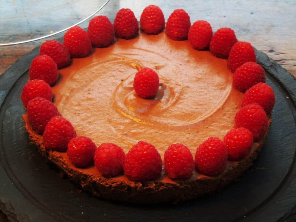 Slimming World Chocolate Mousse Cake - 1.5 Syns Per Slice - Easy - Chocolate Mousse - Low Syn Recipe - Pudding - Dessert