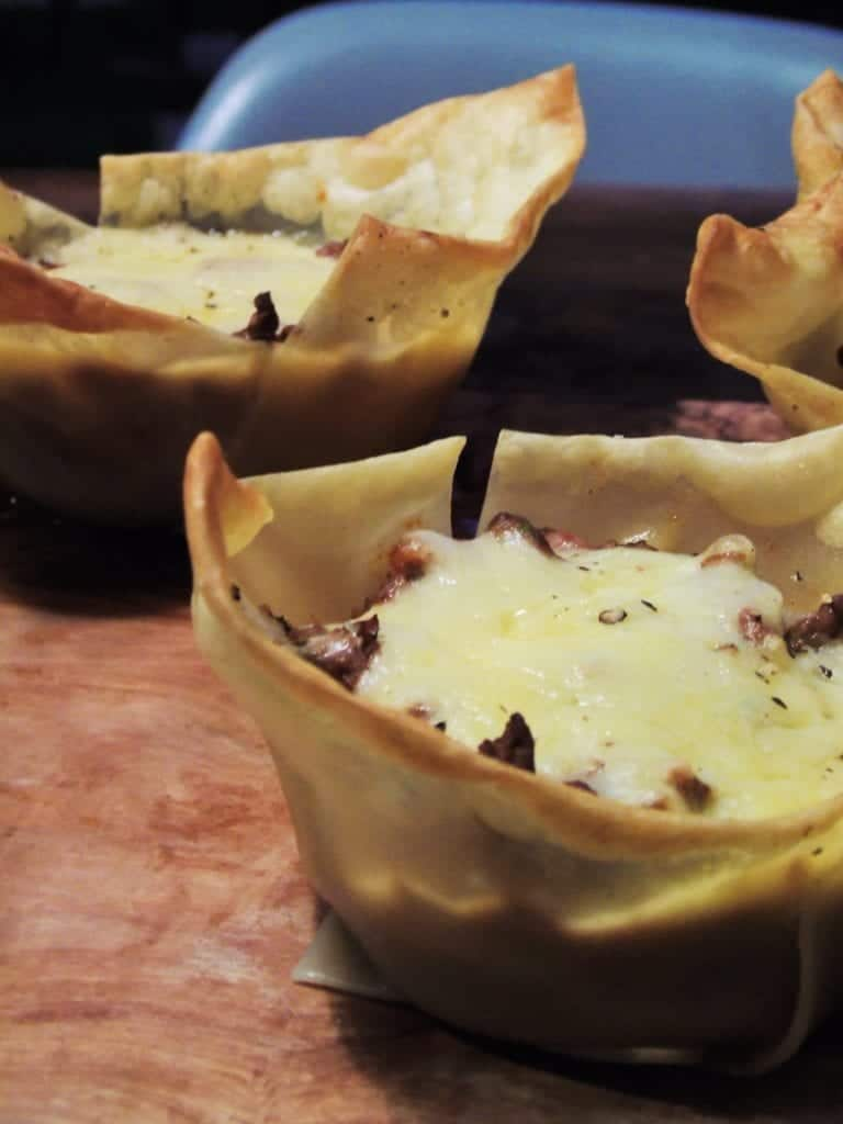 Slimming World Syn Free Lasagna Cups - Mince - Lasagna - Syn Free - HexA - Healthy Extra A - Easy - Dinner - Lunch