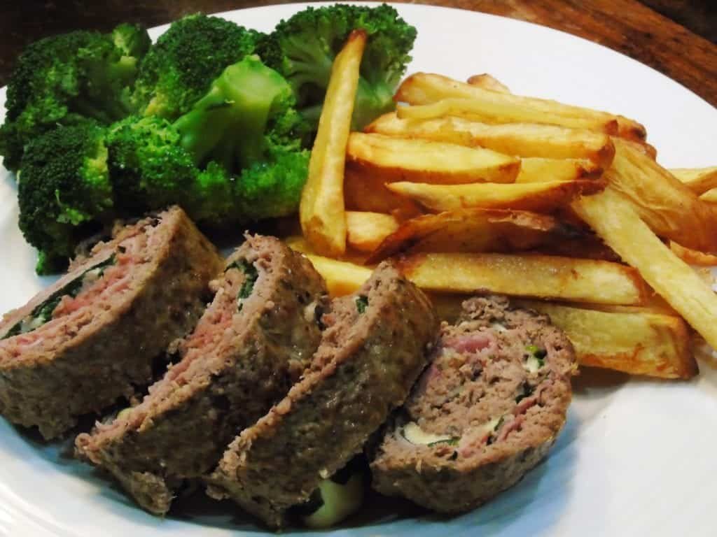 Syn - Free - Ham - and - Cheese - Stuffed - Meatloaf - Slimming - World - Recipe - Recipes - Easy - Dinner - Family - Meal - Ideas