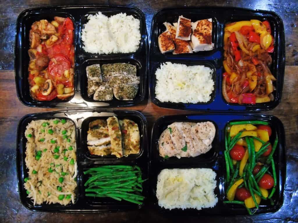 Slimming - World - Meal - Prep - Recipes - Chicken - Rice - Cajun - Chinese - Lemon & Parsley - Winter Vegetables - Speed Foods - Easy Extra Meal Prep