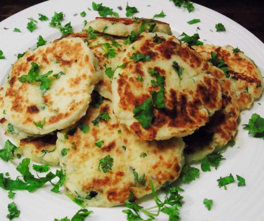 Syn Free Pan Fried Potato Cakes - Slimming World - Slimming - Healthy - Syn Free - Dinner - Breakfast - Recipes - Recipe - Recipe Idea