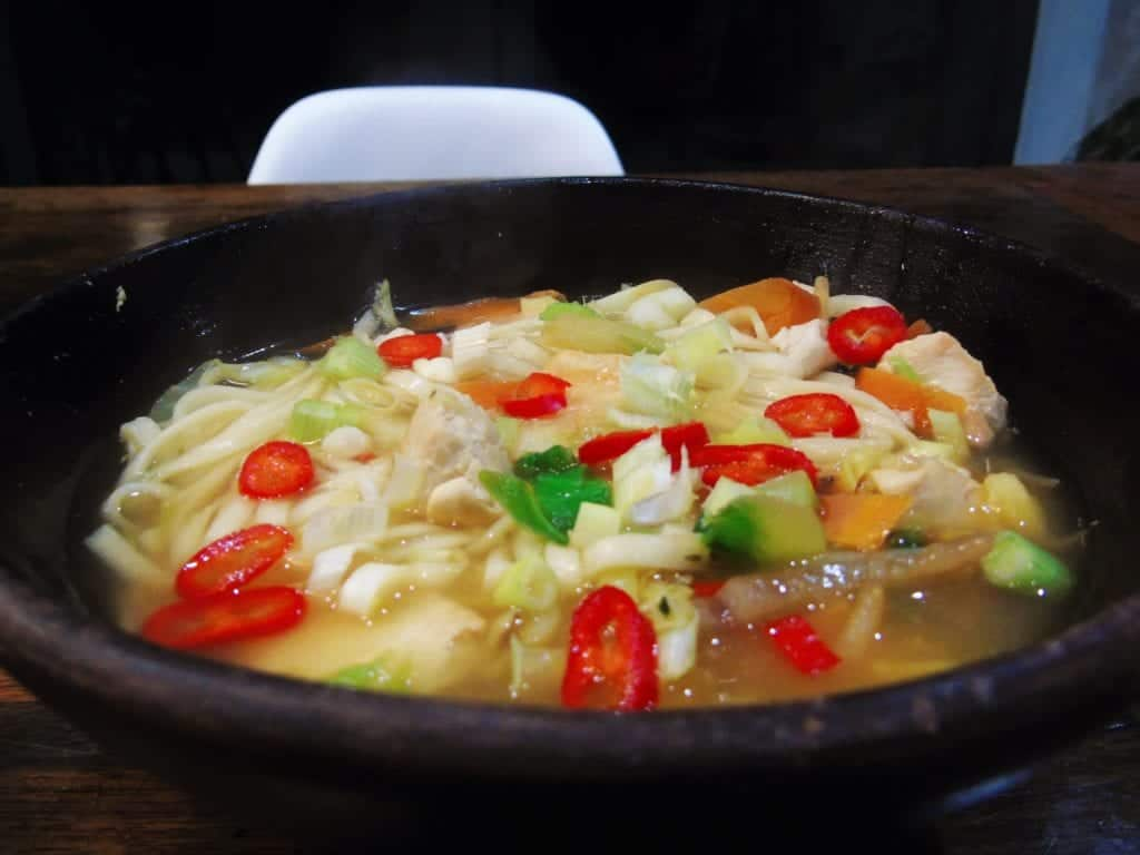 Cheats 30 Minute Syn Free Chicken Udon Soup