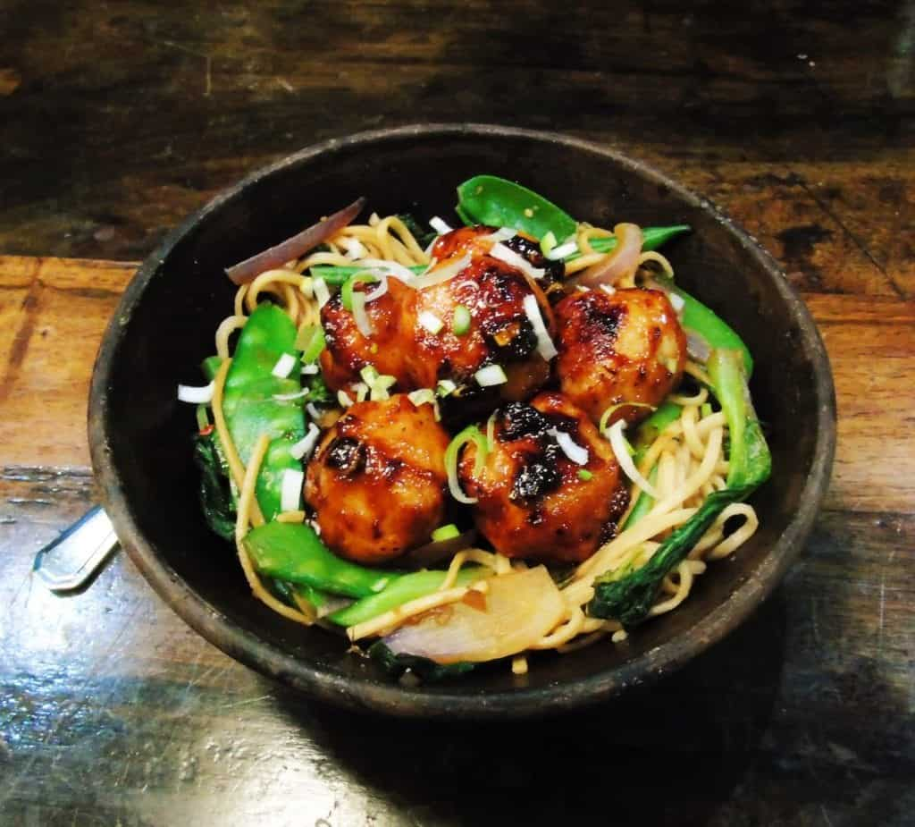Low - Syn - Chicken - Teriyaki - Meatballs - Slimming - World - Recipe - Dinner - Fakeaway