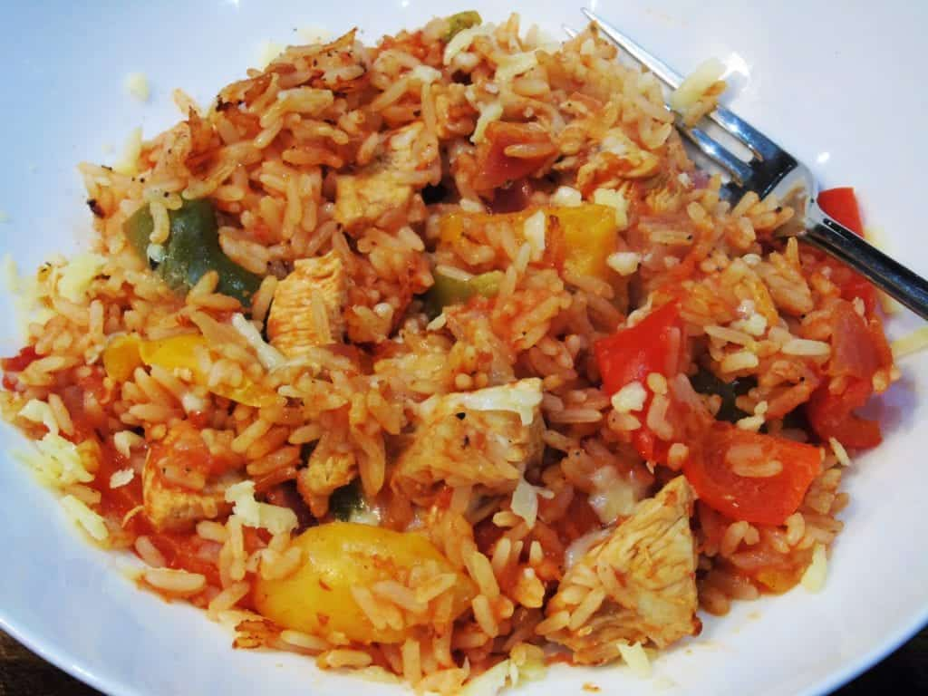 Syn free one pot cajun chicken rice basement bakehouse Simple slimming world meals