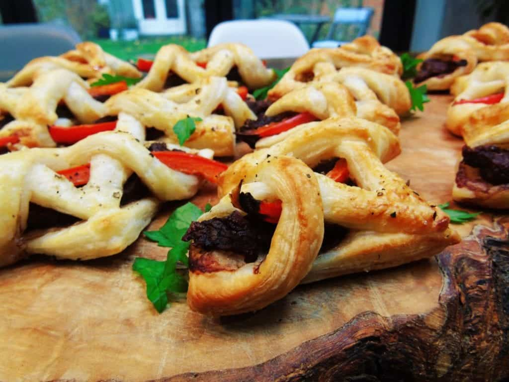 Low - Syn - Steak - Nibbles - Party Food - Seasonal - Recipes - Slimming World - Puff Pastry