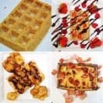 Syn Free HexB Waffles Three Ways