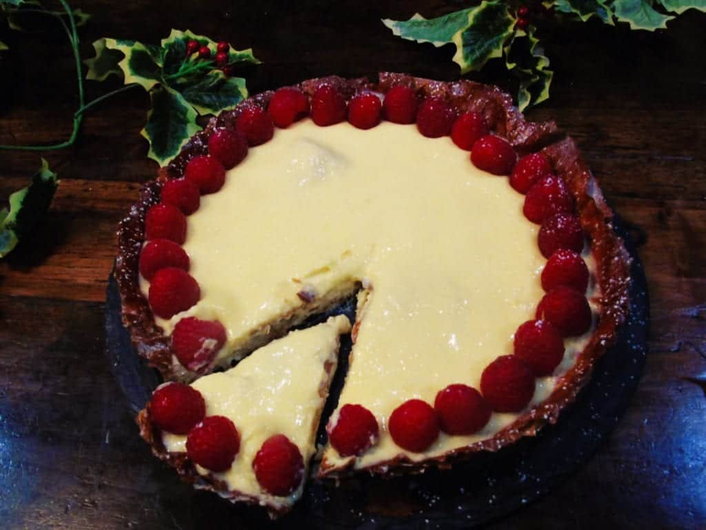 Low Syn Lemon Tart - Slimming World - Filo Pastry - Homemade - Pudding - Dessert - Christmas - Alternative