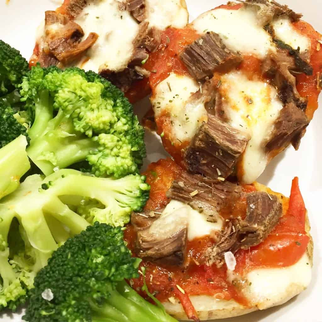 Syn Free Slimming World Pizza - Jacket Potato Potato Pizza