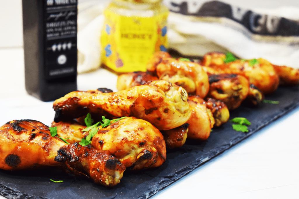 Sticky - Balsamic - Glazed - Chicken - Drumsticks - Slimming World - Recipe - Finger Food - Dinner - Easy - Amazing Recipe