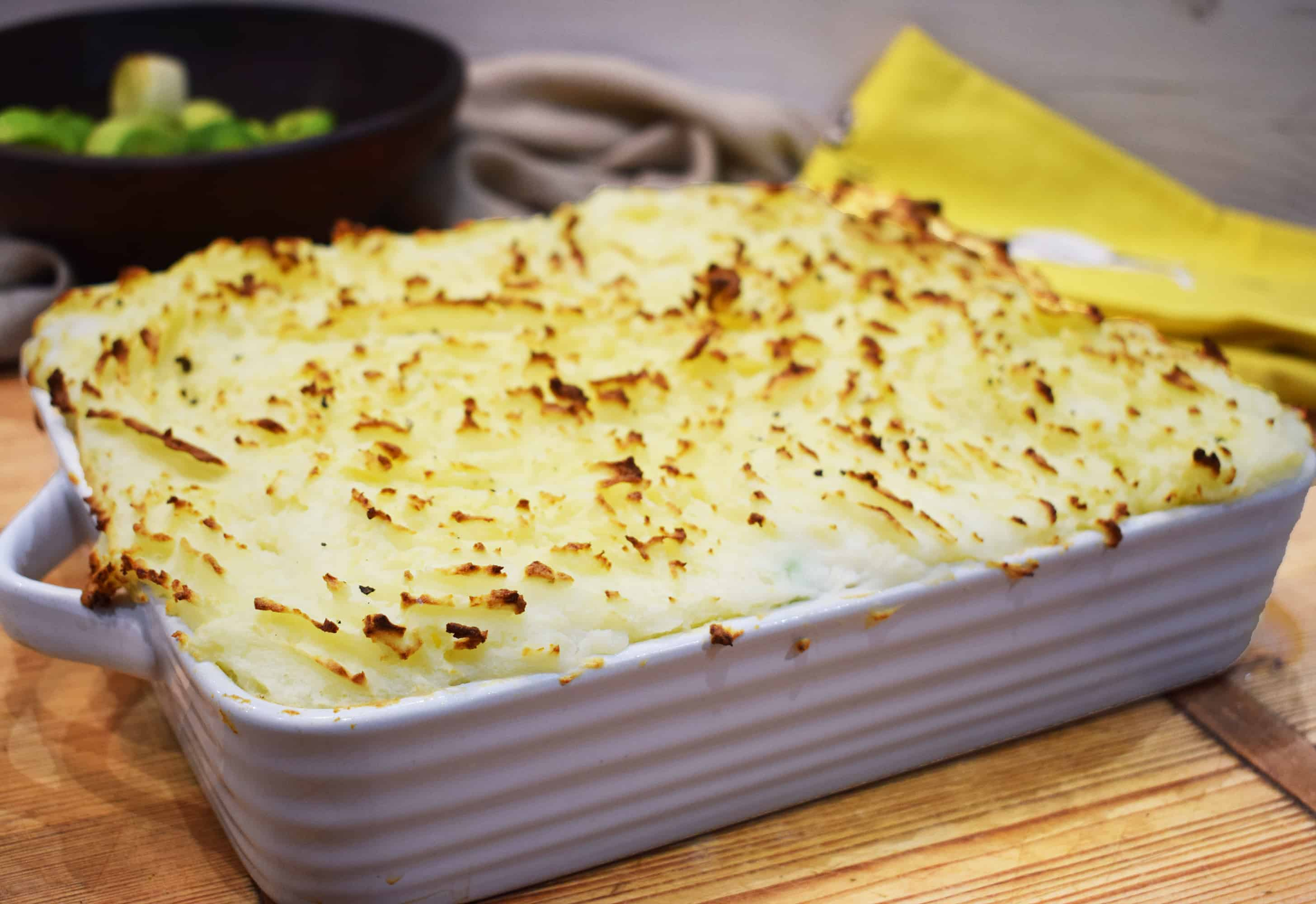 Easy peasy homemade healthy fish pie basement bakehouse for Delicious fish recipes