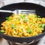 Easy Peasy Sweet Potato Fried Rice