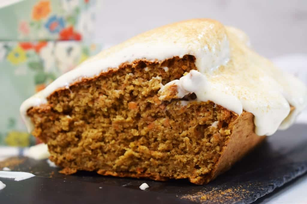 Healthy Carrot Cake - Gluten Free - Low Syn - Healthy Extra B - Slimming World - Oats - Blender