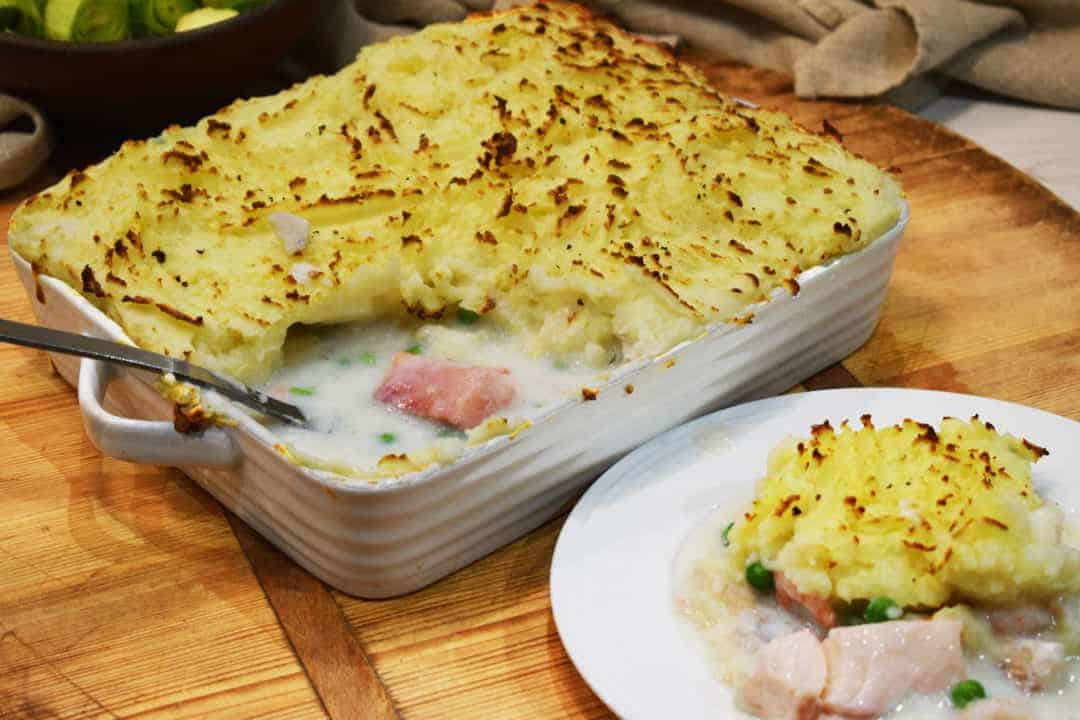 Easy Peasy Homemade Healthy Fish Pie - Slimming World - Low Syn - #PowerOfFrozen - Iceland Foods - Healthy Fish Pie - Recipe