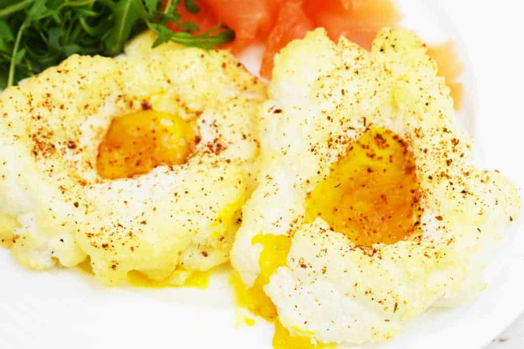 Cajun Spiced - Cloud Eggs
