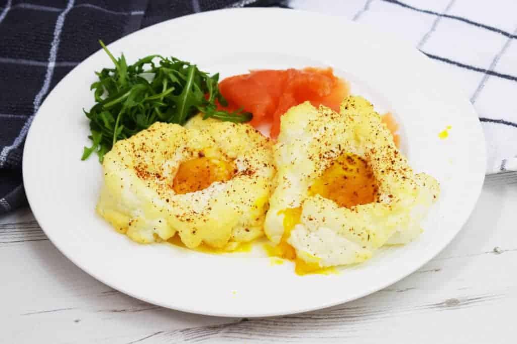Cajun Spiced - Cloud Eggs