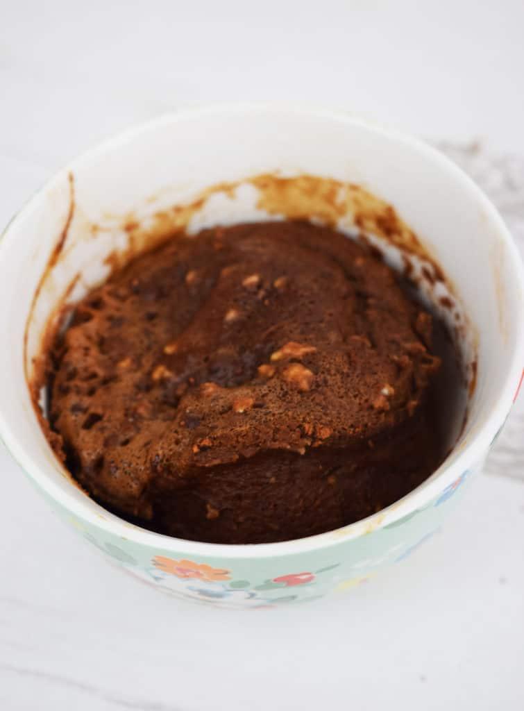 Dairy Free Chocolate Mug Cake
