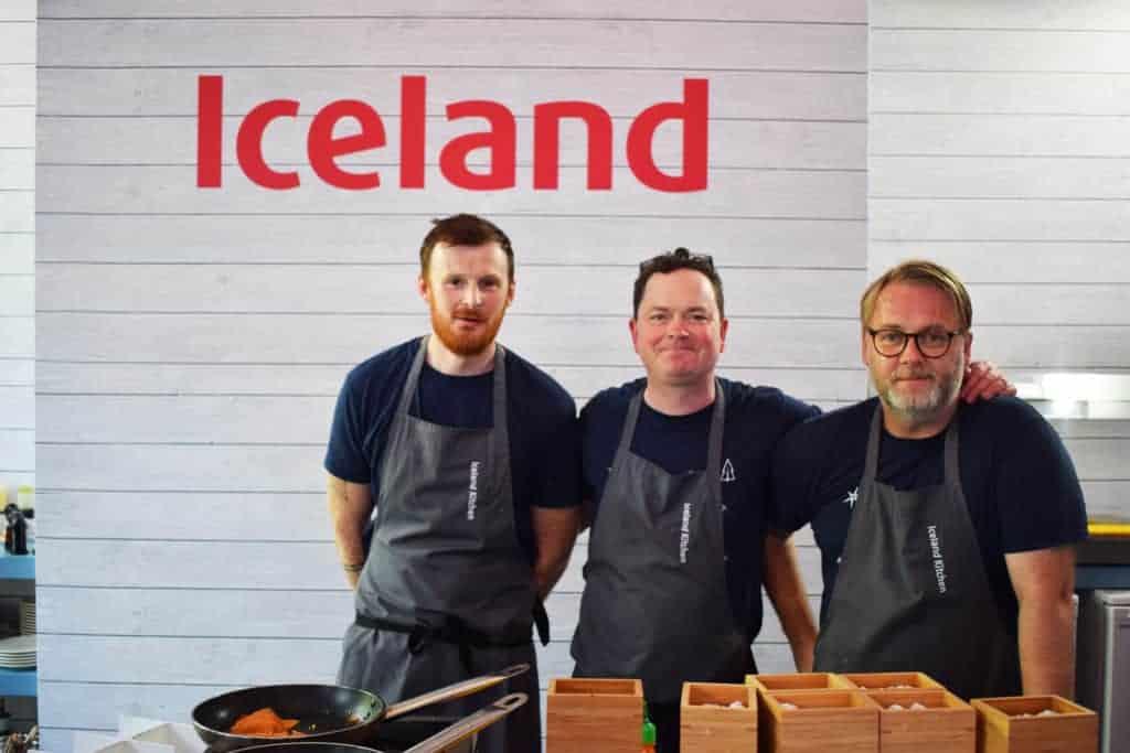 Iceland's Christmas Range