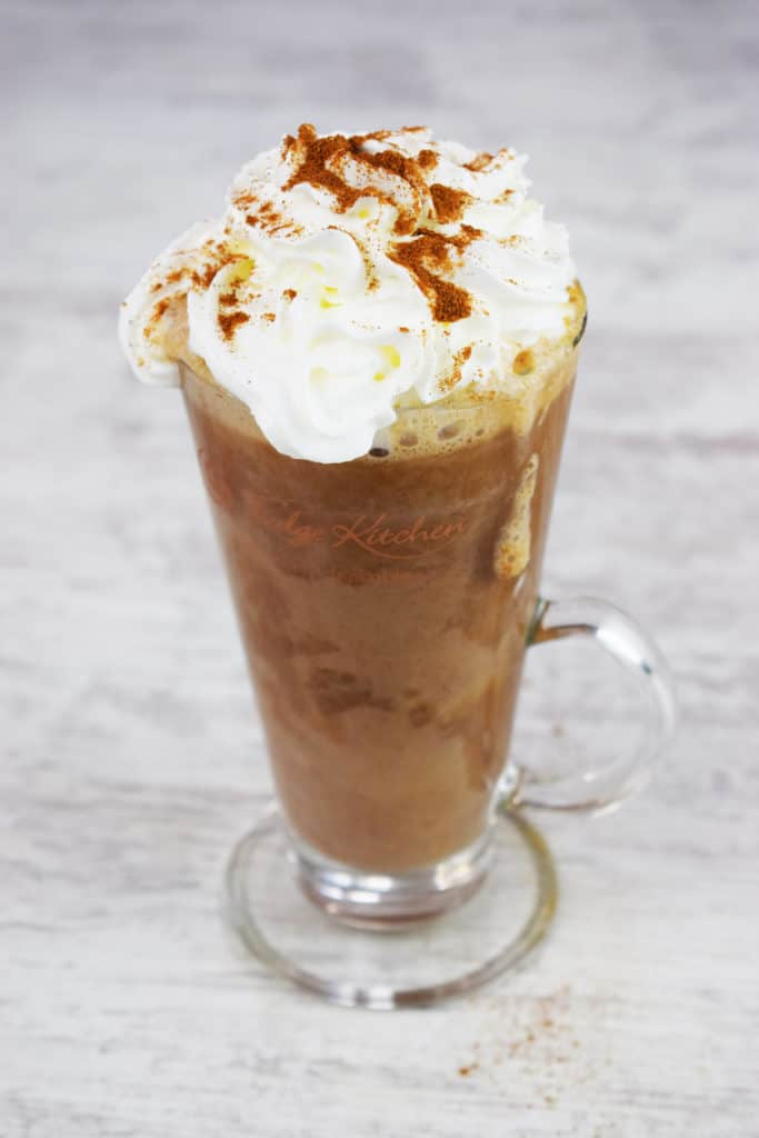 Healthy - Dairy Free - Pumpkin Spice Latte - Autumn - Christmas - Syn Free - Slimming World