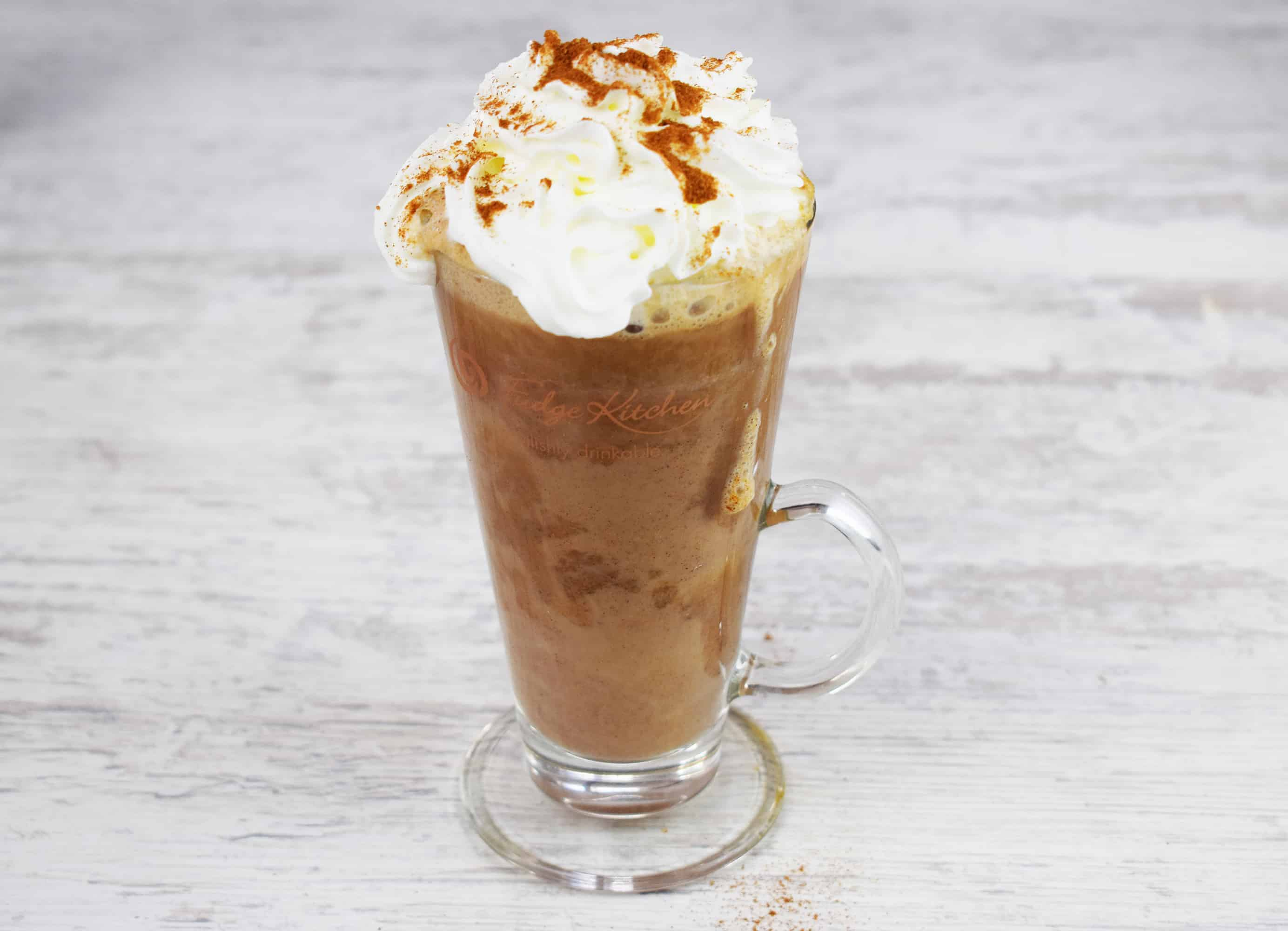 Healthy - Dairy Free - Pumpkin Spiced Latte - Autumn - Christmas - Syn Free - Slimming World