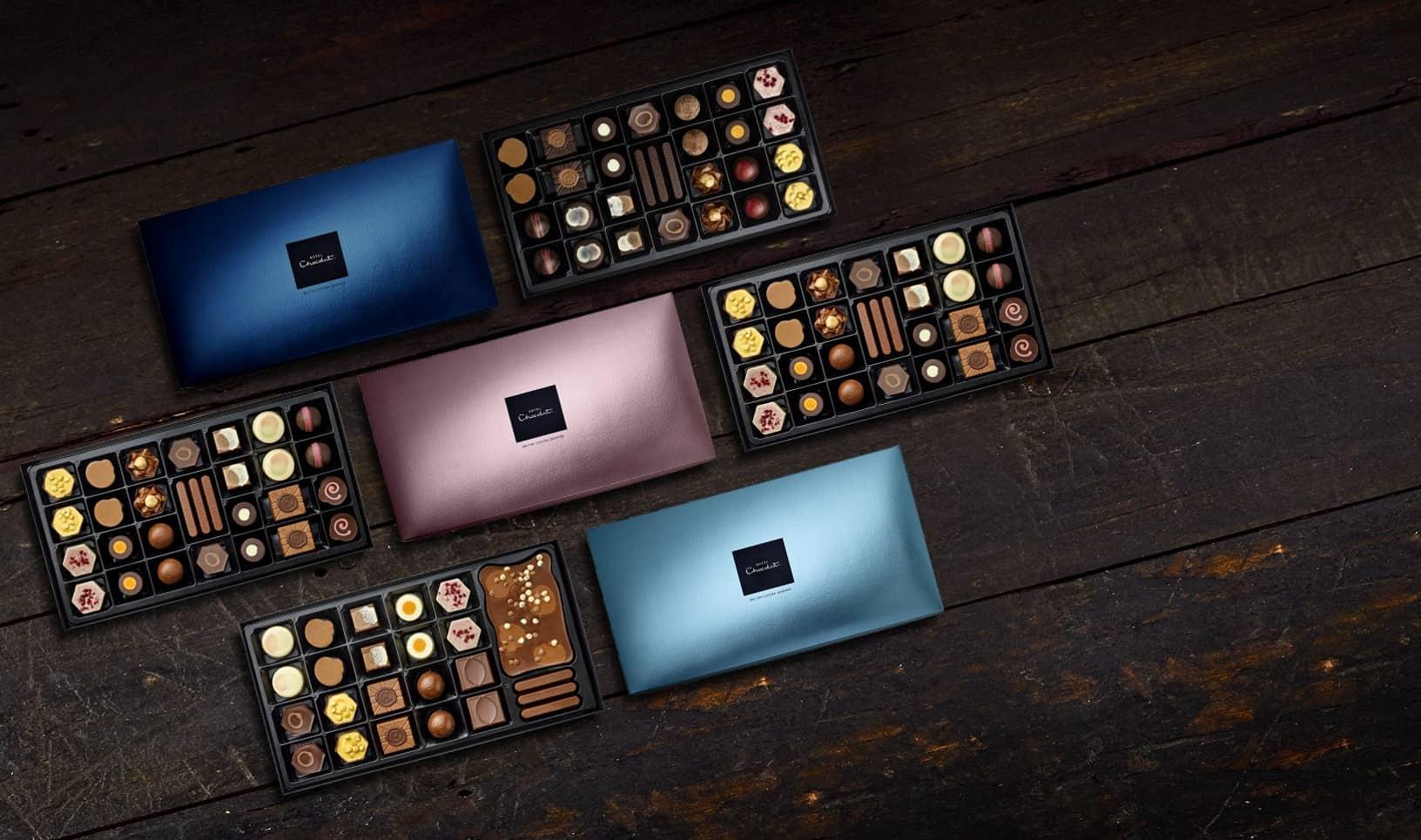 Hotel Chocolat Tasting Box