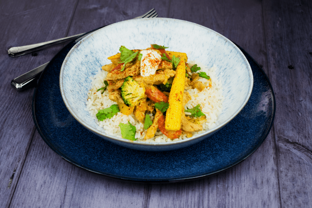 Easy Peasy - 20 Minute - Creamy Cajun Pork - Slimming World - Low Syn - Dinner - Recipe - Healthy - Cajun