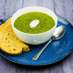 Best Ever Spinach, Carrot & Leek Soup