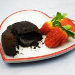 Low Carb Chocolate Fondant