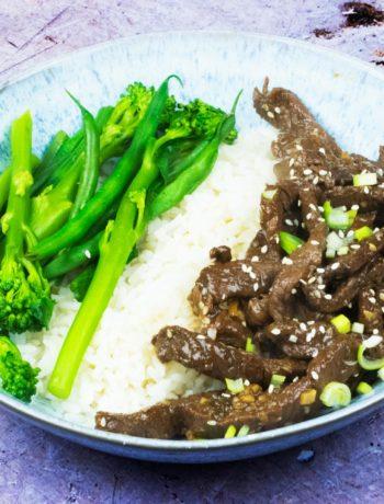 Super Simple - Healthy Teriyaki Beef - Slimming World - Low Syn - Fakeaway - Low Carb - Keto