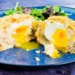 Healthy Fishcake Scotch Egg