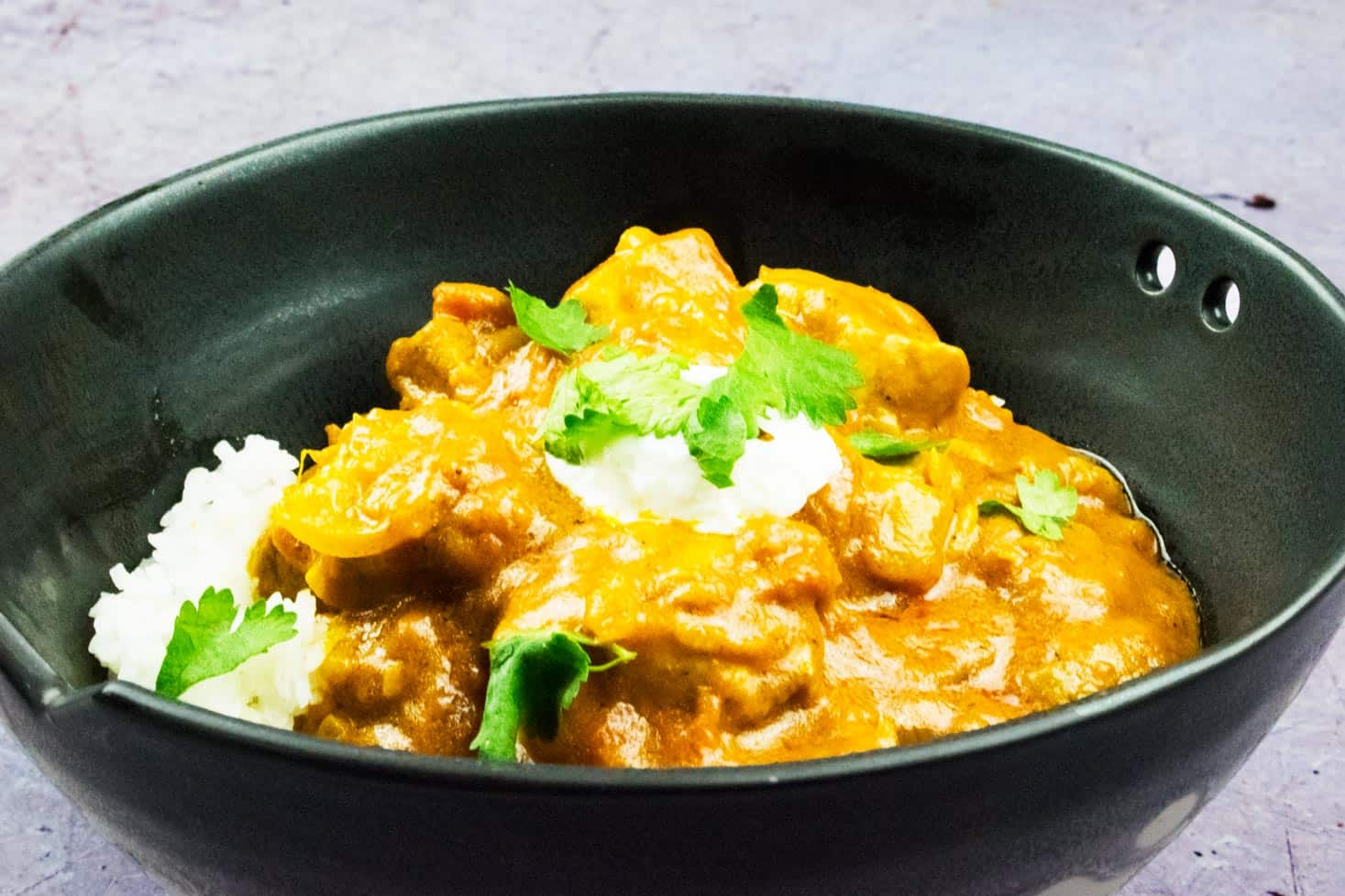Low Syn Chicken Curry - Slimming World - Healthy - Curry Recipe