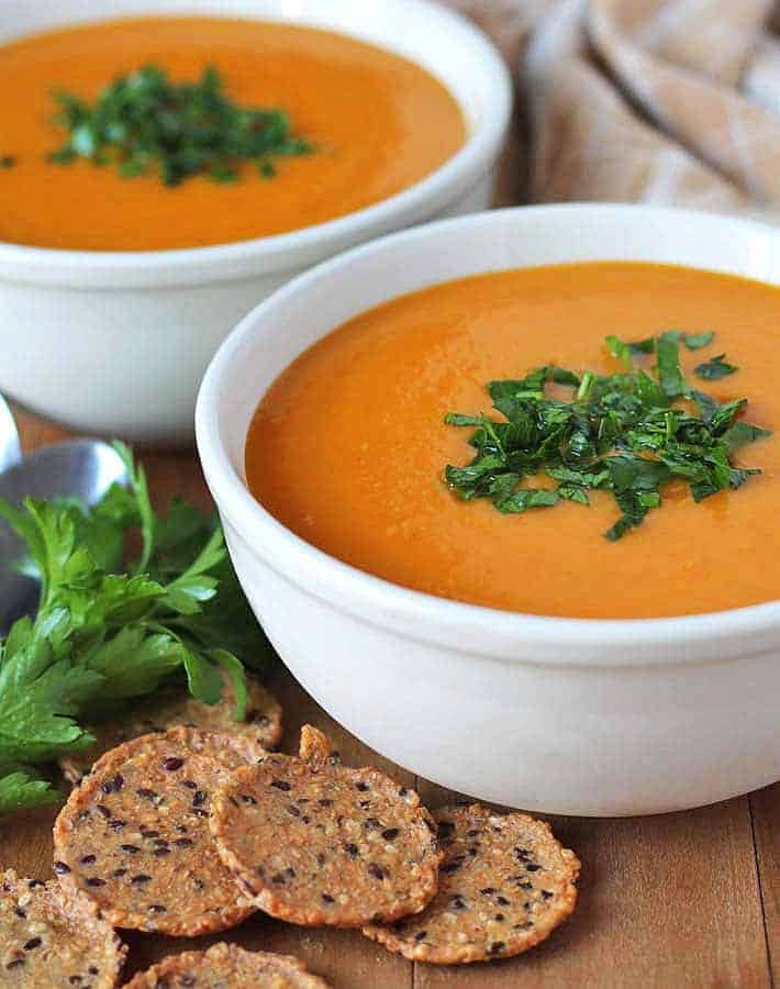 Healthy Soup Recipes - Winter Recipes - Recipes - Slimming World