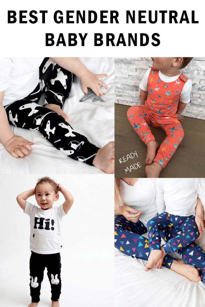 These gorgeous gender neutral baby brands are the perfect choice for mums and dads looking for more choices for their babies and children. More brands added all the time!