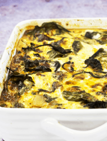 Roasted Vegetable - Crustless Quiche - Traybake - Slimming World - Syn Free - Recipe