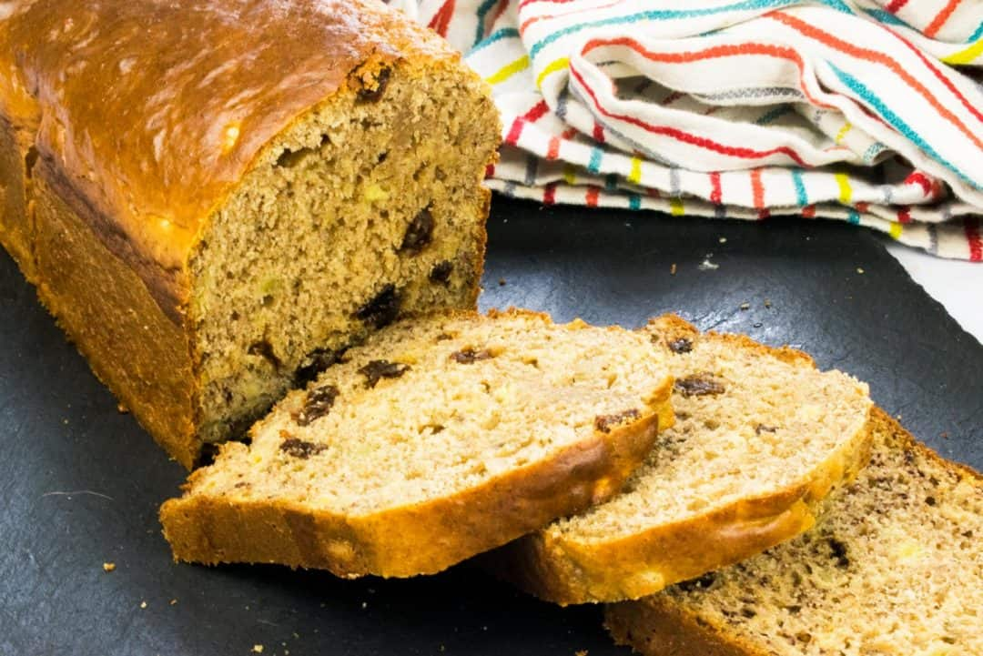 Best Ever - Low Syn Banana Bread - Slimming World - Recipe - Cake