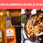 Nando's Slimming World Syns List
